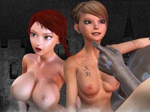 Game of Lust 2 - jeux cornées XXX