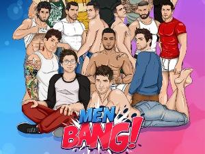 Men Bang gay jeu