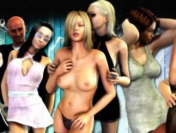 Sisters - jeu XXX chez les adolescentes sœurs