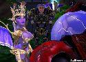 La princesse elfe puissant et ses guerriers sexy