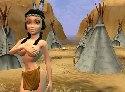 moitie fille indienne nue avec des seins parfaits